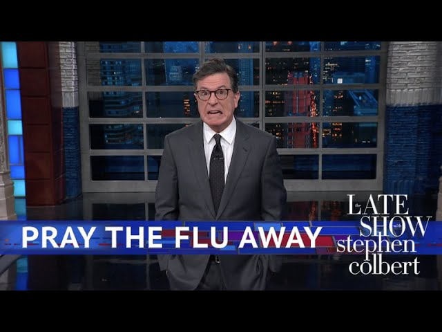 a-trump-advisor-says-only-god-prevents-the-flu