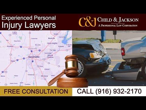 Sacramento, CA Experienced Personal Injury Lawyers