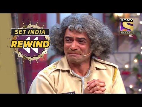 Dr. Gulati Breaks Down On The Sets | The Kapil Sharma Show | SET India Rewind