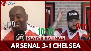 Arsenal 3-1 Chelsea | I'll Donate To Bellerin's Tree Planting, He Was Excellent! (DT Player Ratings)