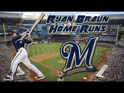 Ryan Braun 2011 Home Runs