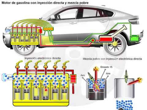 Catalizador de tres vías en el motor de gasolina (5/6)