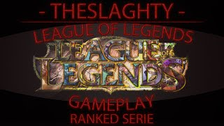 League Of Legends Full Gameplay Ranked Serie's #260  Best Retard Epic Game Ever