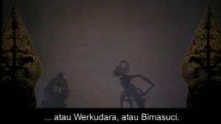 Wayang Kulit (Dewa Ruci by Ki Manteb, 9/10)