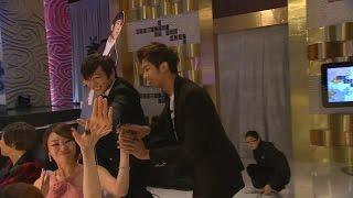 【TVPP】2AM - Receive A 'Special Award', 투에이엠 - 특별상 가수…