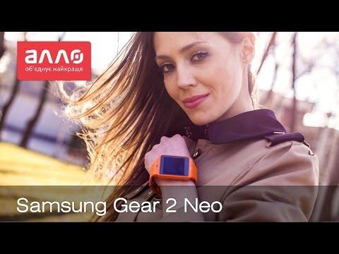 Видео-обзор Samsung Gear 2 Neo