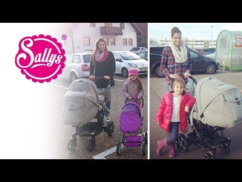Baby Ausstattung: Mein Kinderwagen / Hartan VIP / Sallys Welt