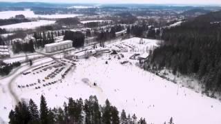 Jyväskylä talvella ilmasta. Editointi: Joonas Nieminen. Ilmakuvaukset: VideoDrone Finland Oy ja Source Creative Oy. Valokuvat: Tero Takalo-Eskola (2013). Musiikki: Play on loop: Off road. 2014