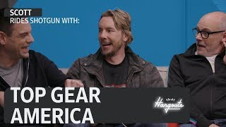 Xfinity Hangouts S2 Ep9: Scott & the Stars of Top Gear America