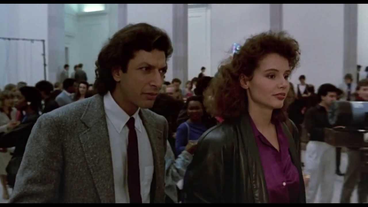 The Fly Retrospective Jeff Goldblum and Geena Davis