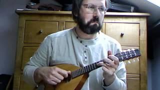 Ich habe mir eines erwählet (trad. German), mandolin instrumental
