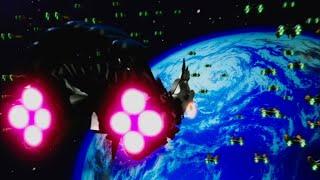 Video The Armada Invades Earth! download MP3, 3GP, MP4, WEBM, AVI, FLV Januari 2018
