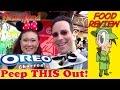 Disneyland® | Oreo® Churros Review! Peep THIS Out!