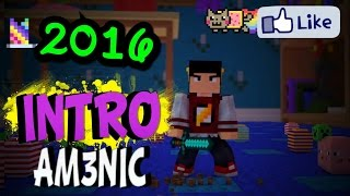 MÚSICA DA INTRO DO (Am3nic/Edukof) - SURVIVAL POINTS/LUCKY - NOVA 2016 ‹DOWNLOAD›