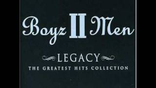 Boyz II Men - Baby I Miss You