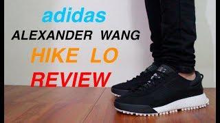 low priced 85ecb 490d6 小馬球鞋介紹 反骨叛逆卻超帥氣的鞋款 adidas alexander wang hike ...