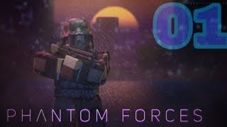 Roblox #01 (Phantom Forces)