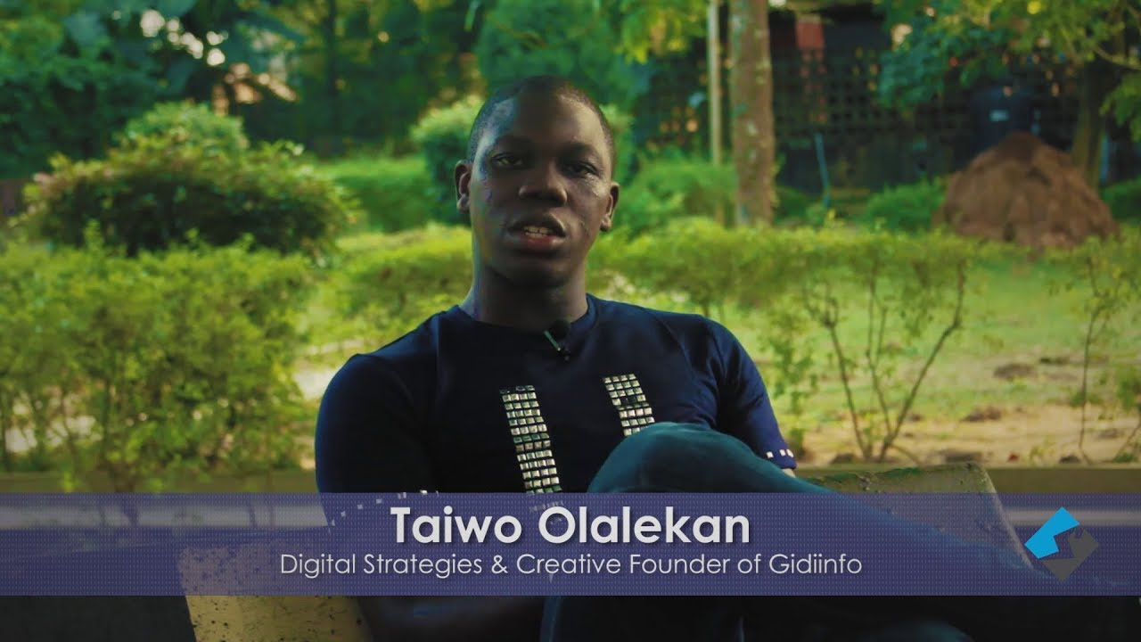 Taiwo Olalekan Blogging Career Journey | How He make over $1000 a month blogging.