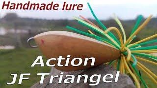 Download Video Test Action Jump Frog Triangel 4cm Tenyata Berhasil Loncat - Loncat, MANTAP! MP3 3GP MP4