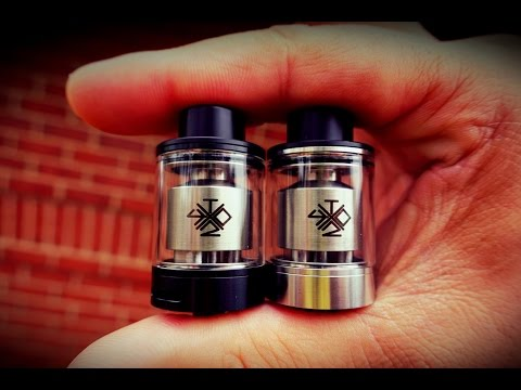 Build,Vape,and DUAL Review!Wotofo Troll RTA + Multiple Custom Tank Giveaway