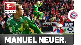 Neuer Being Neuer - Sweeper Keeper Strikes Again