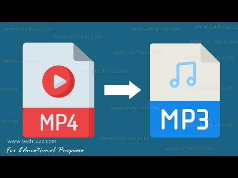 How to Convert MP4 Videos to MP3 on Windows 10 For Free Using VLC 2021