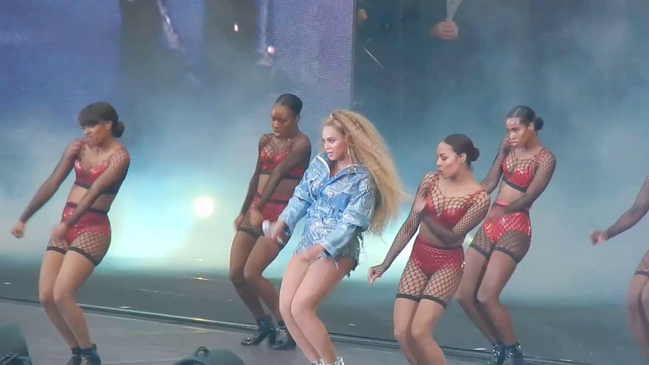 Beyoncé & Jay Z OTR II - Baby Boy/Mi Gente/Bam/Countdown (03.07.18 Cologne) HD