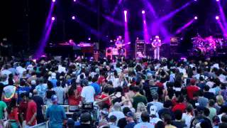 Phish Jones Beach 7 4 2012 Man Who Stepped Into Yesterday Avenu Malkenu