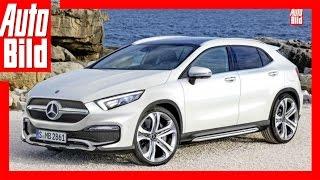 Mercedes GLA-Klasse (2020) - Neuer GLA wird praktischer Vorschau