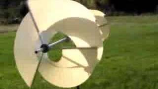Spiralairfoil Wind Turbine   SpiralAirfoil.com