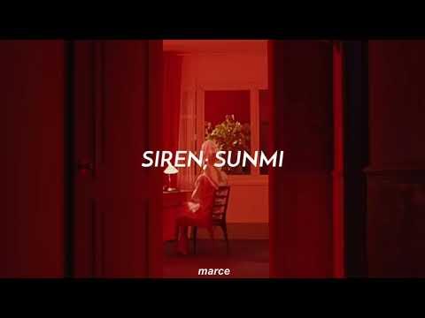 Siren - Sunmi (español)