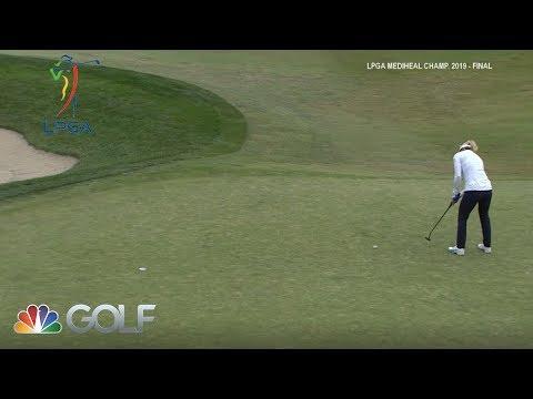 [LPGA] Mediheal Championship R4 - Golf Channel France