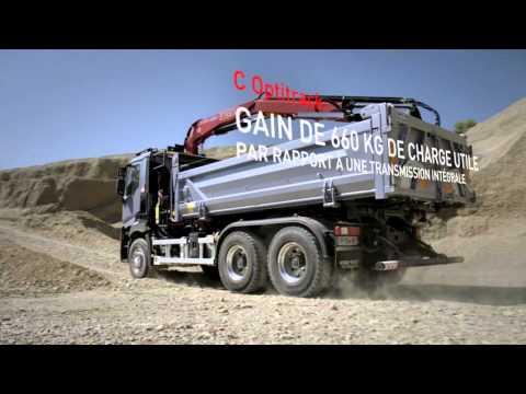 Atouts du Renault Trucks C