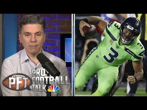 It's Now Or Never For Russell Wilson-Seahawks Contract | Pro Football Talk | NBC Sports