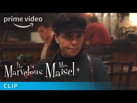 The Marvelous Mrs. Maisel - Clip: Advice [HD]   Amazon Video
