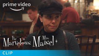 The Marvelous Mrs. Maisel Season 1 - Clip: Advice | Prime Video