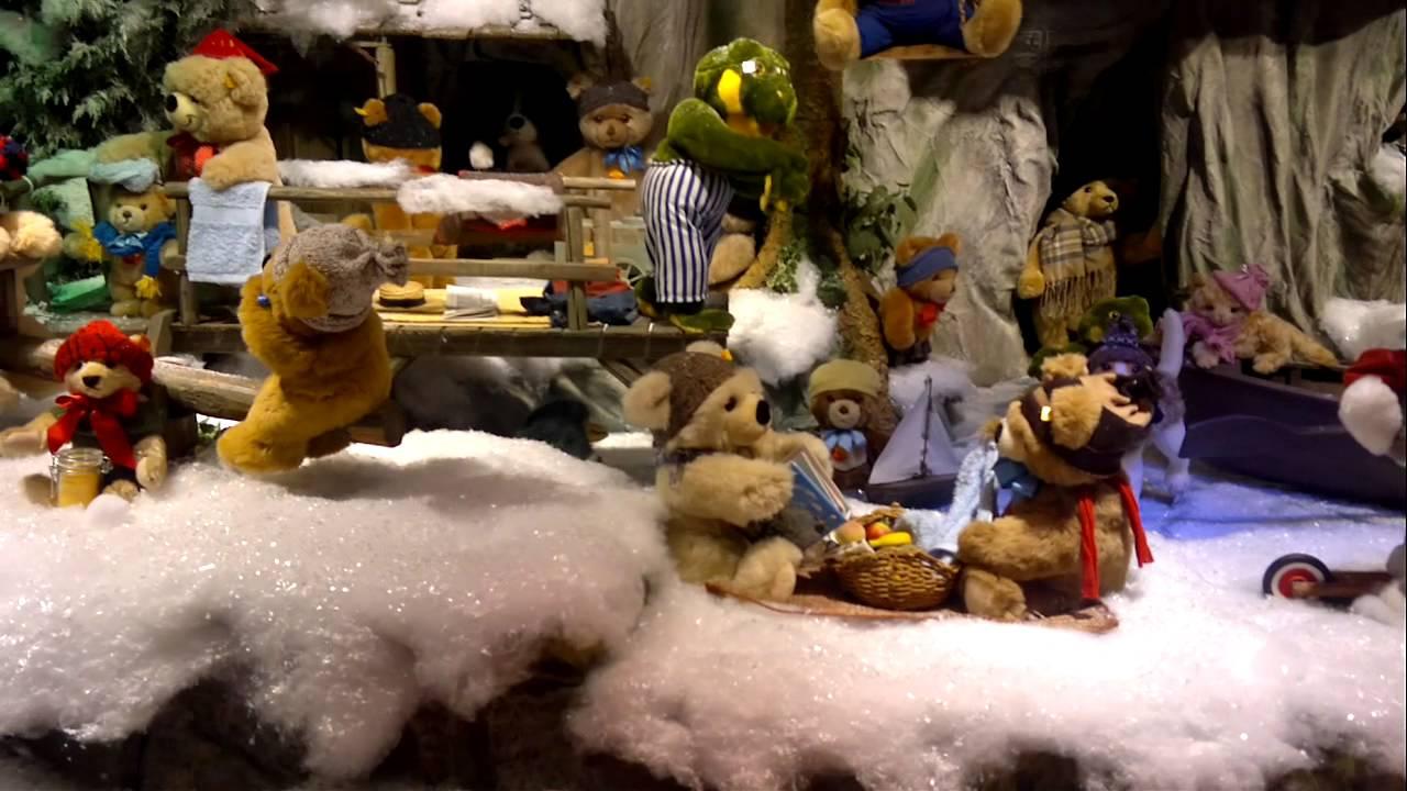 weihnachts schaufenster im galeria kaufhof k ln 2011. Black Bedroom Furniture Sets. Home Design Ideas
