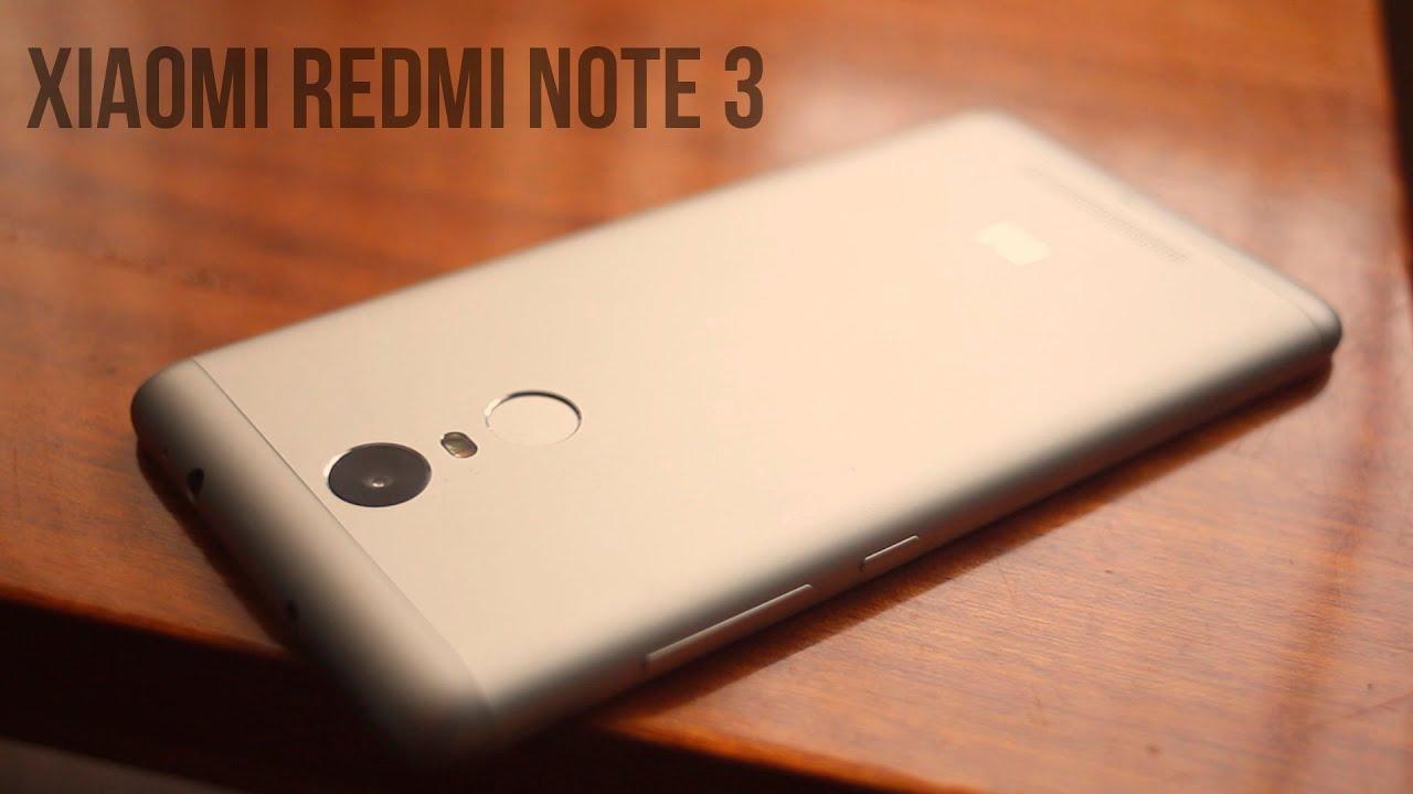 GearBest] Подробнейший обзор Xiaomi Redmi Note 3 Pro Prime. Версия .