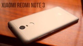Xiaomi Redmi Note 3 полный качественный обзор. Отзыв реального пользователя.(Экономь на своих онлайн покупках - http://getcashback.ru/ Купить Xiaomi Redmi Note 3 можно в следующих магазинах: http://bit.ly/1RKfLql..., 2015-12-17T14:43:10.000Z)