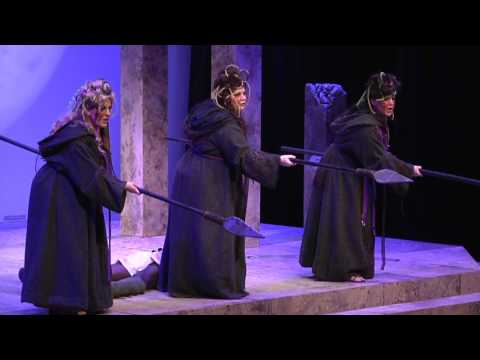 The Magic Flute by Loyola University New Orleans, First Performance