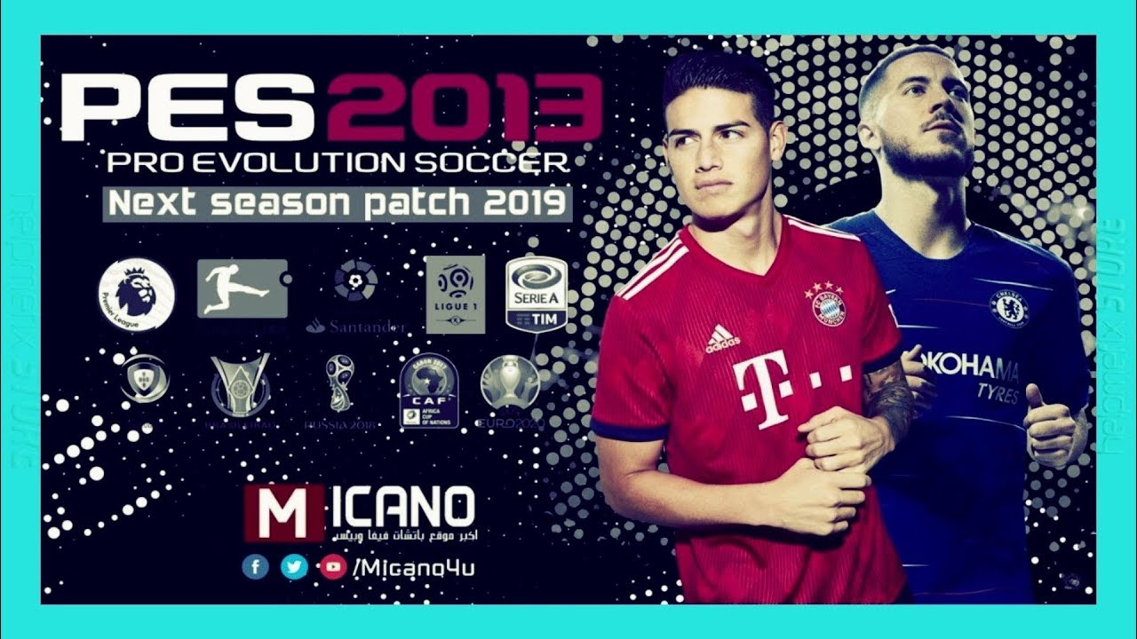 Download and install patch 12. 0 + fixed for pes 2013 youtube.