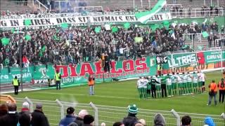 Chemie Leipzig vs Chemnitzer FC (Nach Spielende)