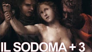 Pinturicchio + Piero di Cosimo + Fra Bartolomeo + Giovanni Antonio Bazzi - 142 paintings (HD)