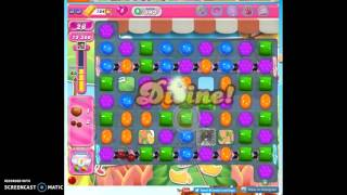 Candy Crush Level 593 help w/audio tips, hints, tricks
