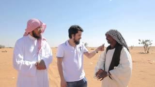 أول لقاء على اليوتيوب مع راعي الغنم السوداني ومن صوره ( القصة كاملة )