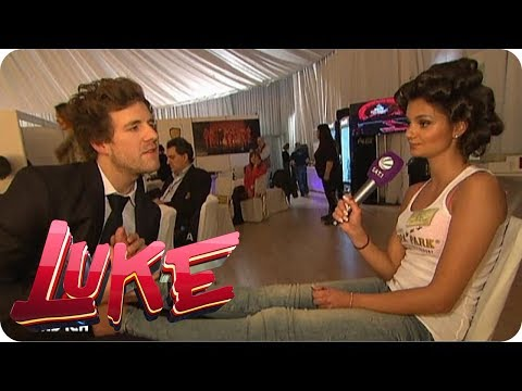Luke bei der Miss Germany-Wahl - LUKE! Die Woche und ich