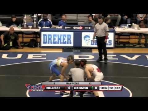 2012 SCHSL 4A Wrestling Dual Championships