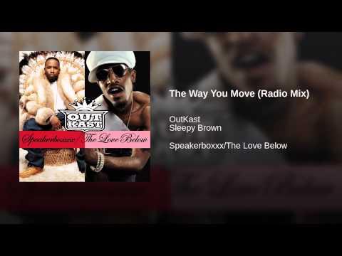 The Way You Move (Radio Mix)
