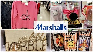 MARSHALLS BEAUTY FALL CLOTHING SHOP WITH ME 2018