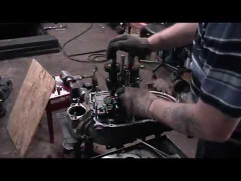 Фото к видео: ВАЗ 2112 ремонт кпп